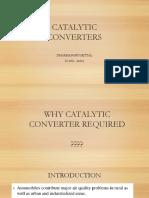 Mittal Catalytic Converters