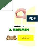 S10 2. Resumen