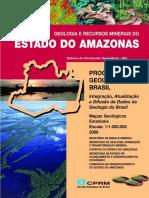 Sistema de Informações Geográficas Do Amazonas - CPRM, 2006