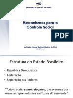 Apresentação TCU  - Pinheiro-MA