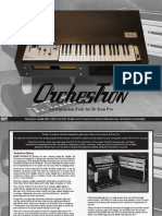 Orchestron Manual