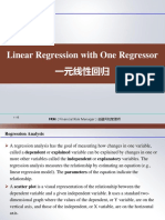 2.6_Linear+Regression+with+One+Regressor+一元线性回归