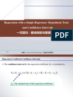 2.7_Regression+with+a+Single+Regressor+Hypothesis+Tests..一元回归:假设检验与置信区间