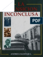 La Transición Inconclusa