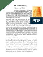 57049026 Pintores Claroscuristas Biografias 10 Resumidos