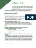 SageMAS Intelligence BP FAQs