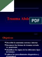 Cap.05 Trauma Abdominal