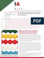 Cómo Gestar Pequeños Matemáticos- Comprensión Matemática Temprana en Paraguay