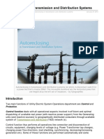 Autoreclosing in Transmission and Distribution Systems