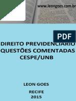Livro - Leon Gomes - Questões Comentadas