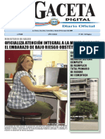 La Gaceta Digital _29_05_2009