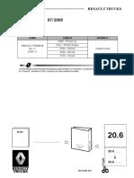 Motor DXI 11 E3 Premium