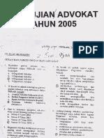soalujianadvokat_2005