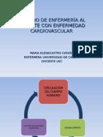 Cuidado de Enfermería Al Paciente Con Enfermedad Cardiovascular Final
