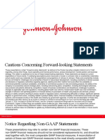 Johnson & Johnson Medical Device Business Update