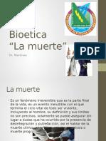 Bioetica La Muerte