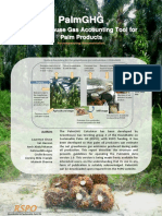 [2012] a Greenhouse Gas Accounting Tool for Palm Products [RSPO_PalmGHG Beta Version 1]