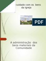 Curso de Admistrarção Paroquial