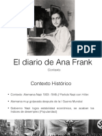 Ana Frank Contextualizacion