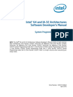 64 Ia 32 Architectures Software Developer Vol 32 33c Part 3 Manual