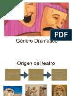 Genero Dramatico 7 2015