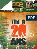 Terre information magazine n° 201
