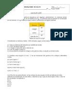 Lista 2º  de exercícios de pH e pOH.doc