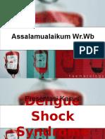 Dengue Shock Syndromep