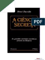 A Ciência Secreta IV