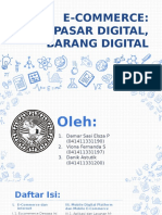 SIM Ppt Bab 10 E-Commerce Pasar Digital, Barang Digital