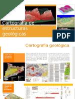 Cartografia de estructuras geologicas