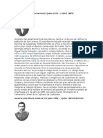 Gobiernos Posteriores Guatemala