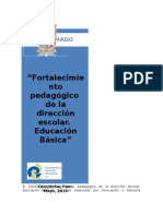 Cuarto Modulo Fortalecimientodirectores Campeche