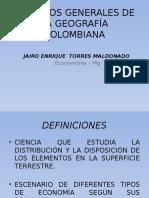Generalidades de La Geografía