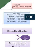 PPT Praktikum Modul II