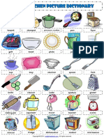 kitchen utensils esl picture dictionary worksheet.pdf