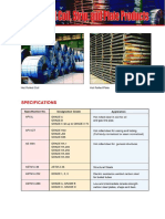 Steel Plate Products
