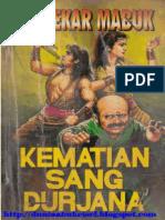 Pendekar Mabuk - 90. Kematian Sang Durjana.pdf