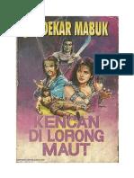 Pendekar Mabuk - 122. Kencan Di Lorong Maut.pdf