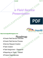 OracleField Service