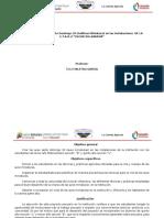 PROYECTO PRODUCTIVO 2 Crianza de Las Aves Santo Domingo 2014