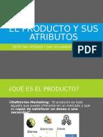 El Producto y Sus Atributos