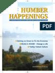Humber Happenings Volume 14 (Autumn 2009)