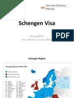 Austrian Embassy in Pretoria Schengen Visa