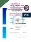Especificaciones Tecnicas Para Los Diferentes Aceites (1ERA PARTE)