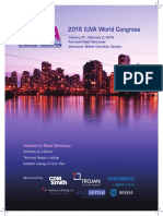 2016 IUVA World Congress - Show Directory