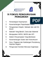 9 Fokus Pengarah