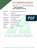 Bank Koordinat PT. AAP