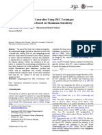 Journal on Robust Design of PID Controller Using IMC Technique for Integrating Process Based on Maximum Sensitivity