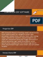 Comparison Erp Software